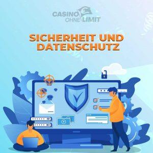 Sicherheit im Casino ohne Euro Limit