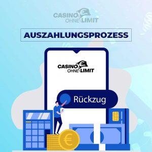 Auszahlung im Casino ohne euro Limit